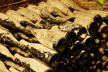 Treasures found in the cellar